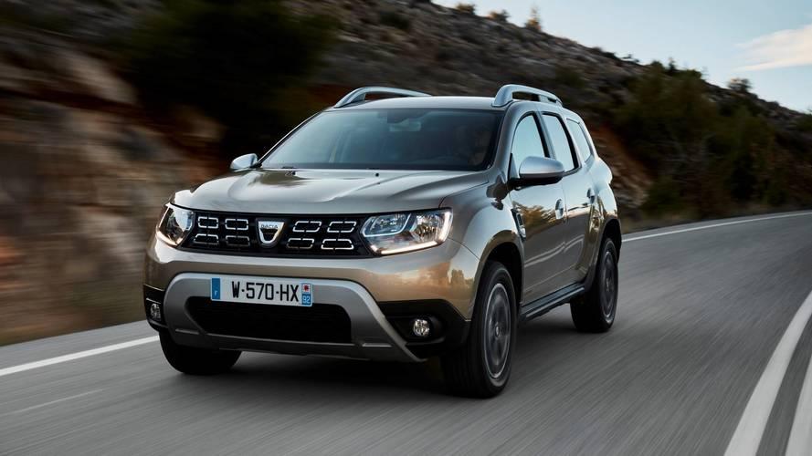 Le Dacia Duster augmente la puissance de son diesel 1.5 dCi