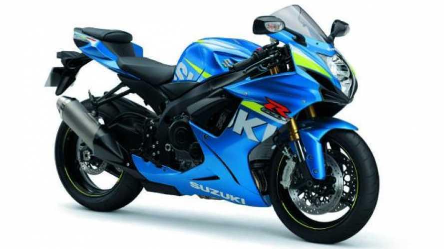 La Suzuki GSX-R 600/750 si veste da MotoGP