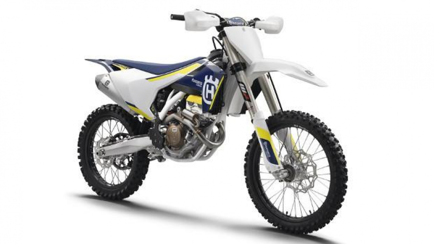 Husqvarna gamma Cross 2016
