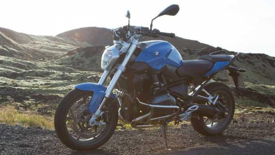 Nuova BMW R 1200 R 2015