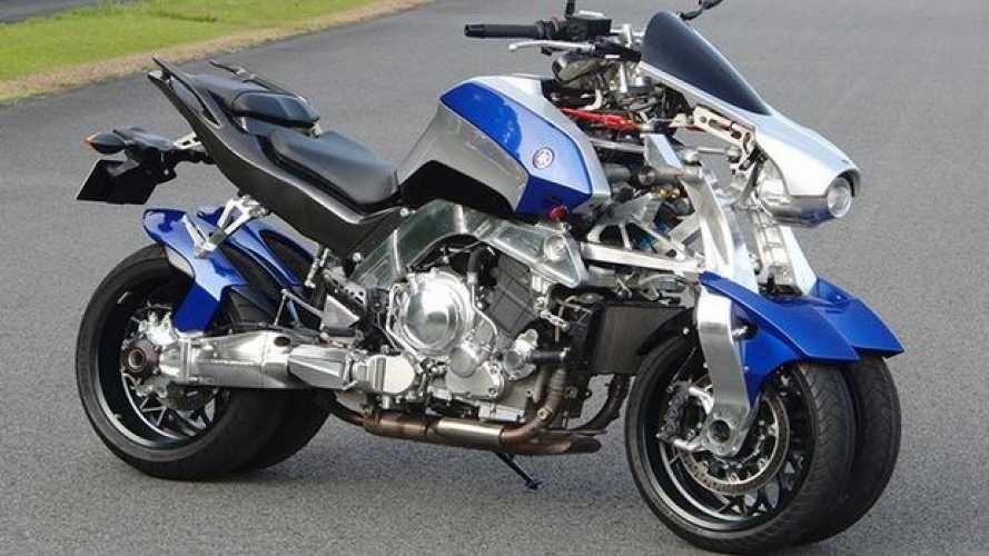 Yamaha OR2T Concept: una