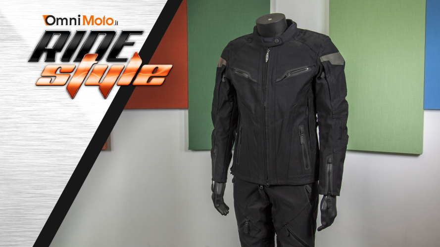 Ridestyle: completo Harley-Davidson Touring FXRG