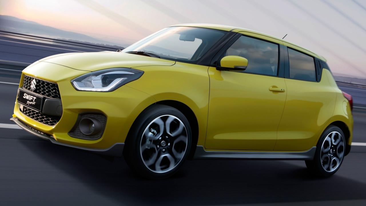 [Copertina] - Nuova Suzuki Swift Sport, giapponese col turbo