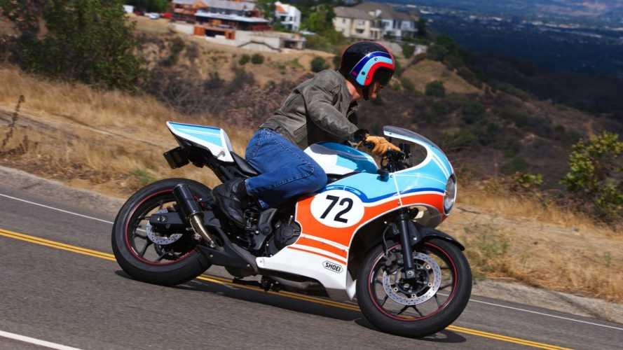 Street Rocket, il kit rétro per Yamaha YZF-R3