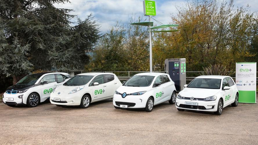 EVA+, la ricarica veloce per auto elettriche arriva in Italia
