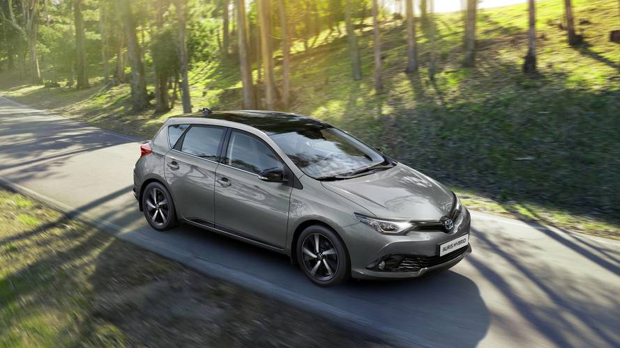 Toyota ditches diesel Auris for 2018