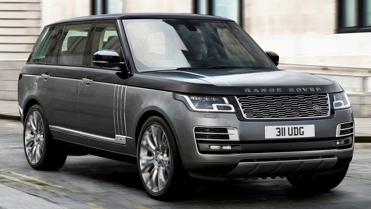 [Copertina] - Range Rover SVAutobiography, tutta la classe del Made in England
