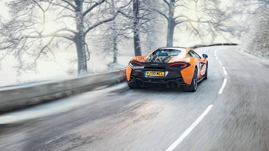 McLaren ve Pirelli, Sports Series modelleri için kış lastiği üretecek