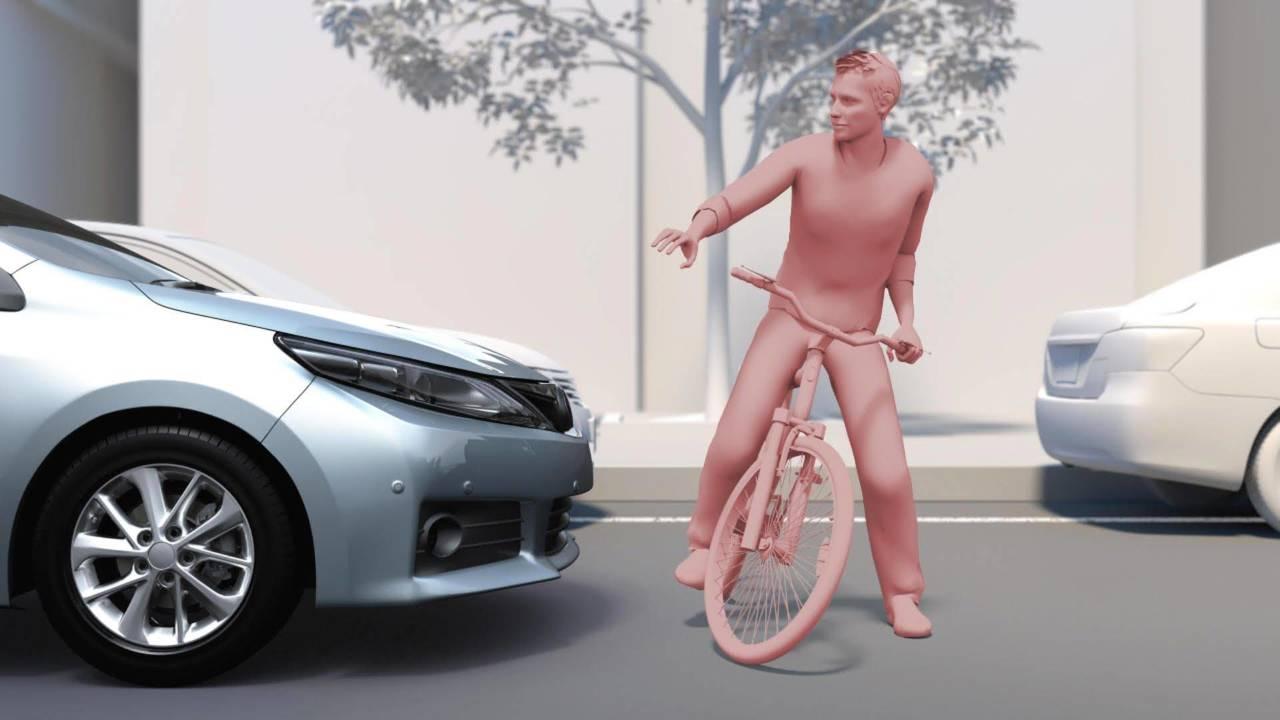A Toyota Safety Sense 2. generációja