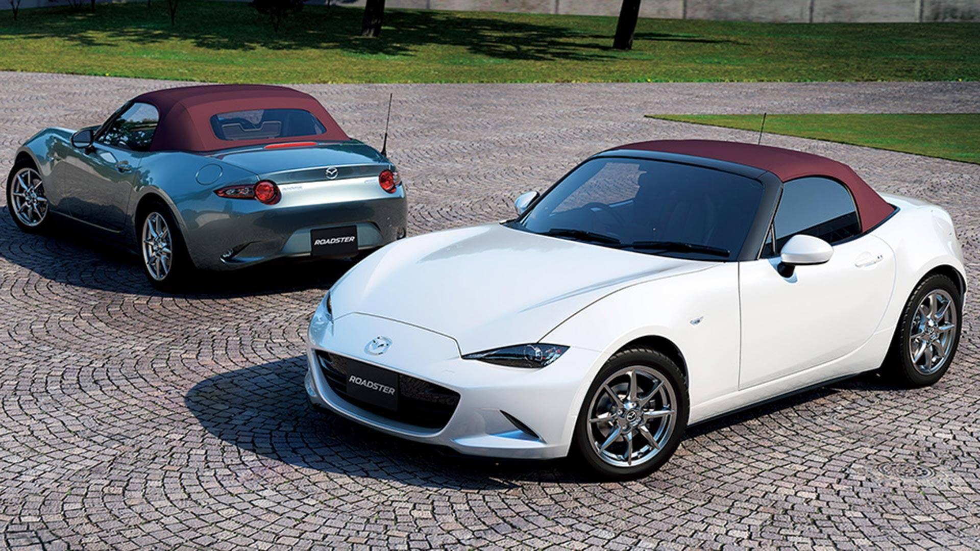 2018 Mazda Tokyo Auto Salon Lineup Motor1 Com Photos