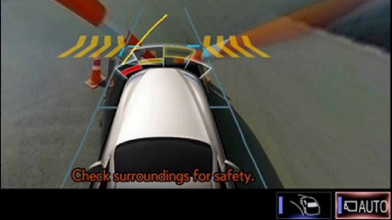 [Copertina] - Lexus LS, ti assiste in ogni manovra