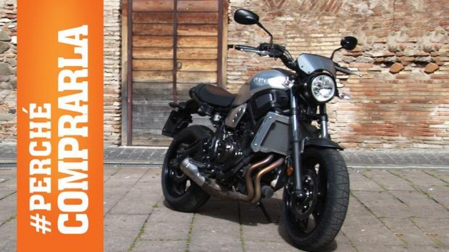 Yamaha XSR700: perché comprarla... e perché no [VIDEO]
