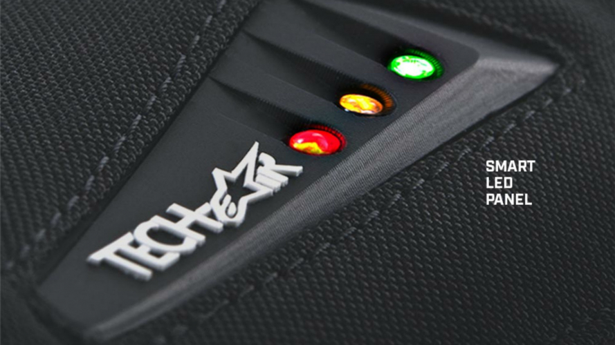 Airbag moto: Alpinestars replica a Dainese