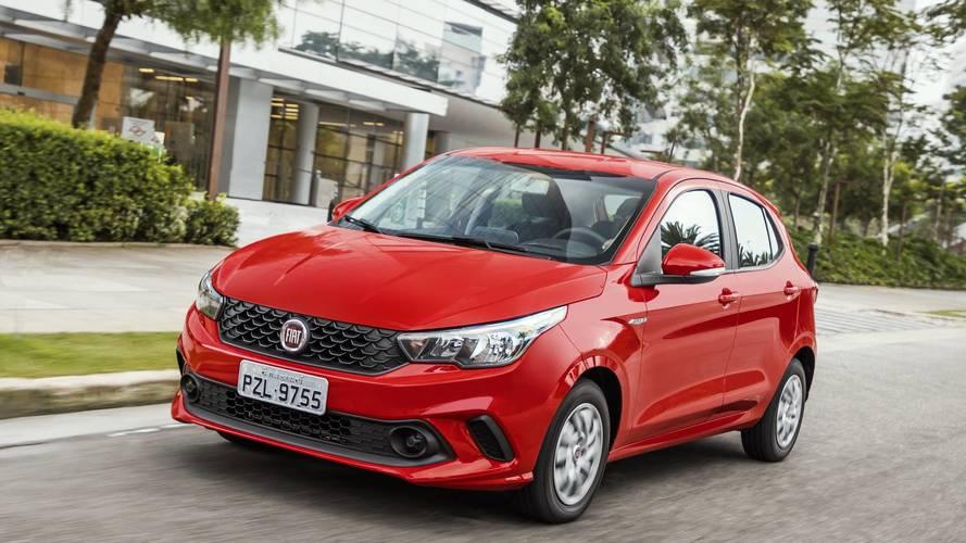 Vendas em junho: Fiat encosta na Volkswagen