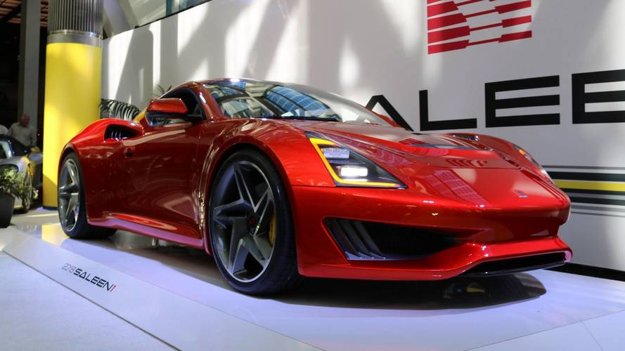 La Saleen S1 se dévoile à Los Angeles