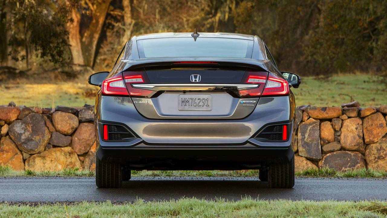 2018 Honda Clarity PHEV First Drive: Plugging Into The Mainstream