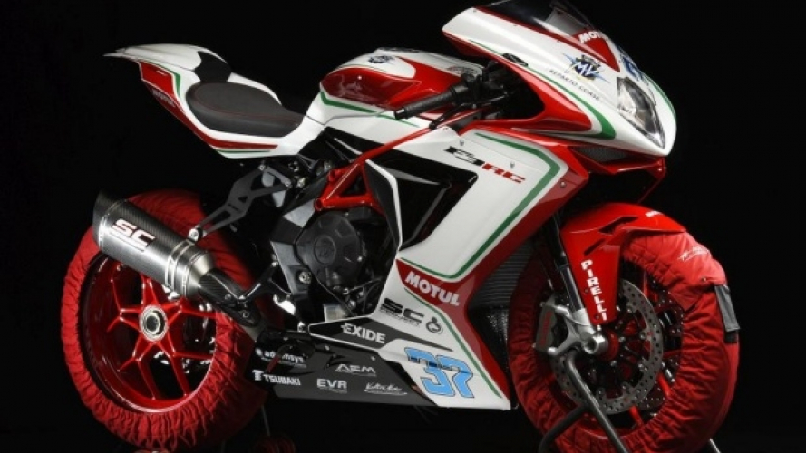 MV Agusta F3 675 RC & F3 800 RC, le nuove Limited Edition