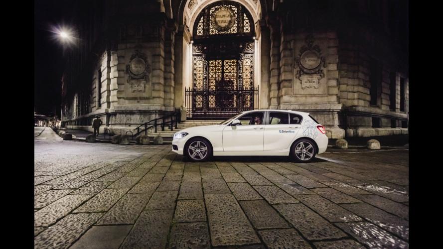 DriveNow, così il car sharing riduce lo smog