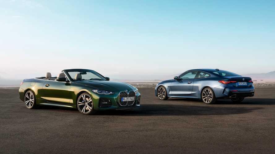 Tampilan Perdana BMW Seri 4 Generasi Kedua