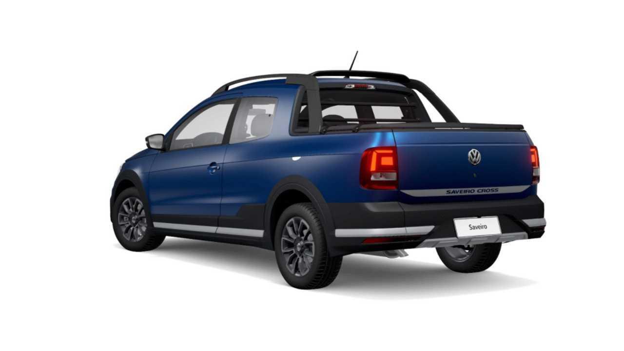 Volkswagen Saveiro 2021