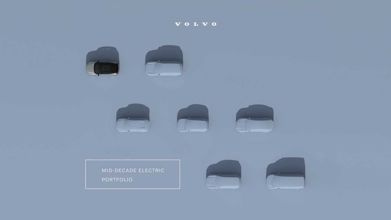 Volvo Pledges To Go Fully Electric By 2030