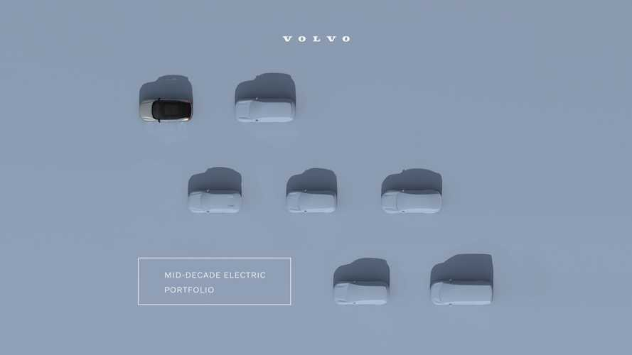 Volvo Will Only Sell Electric Cars By 2030, Focus On Care By Volvo