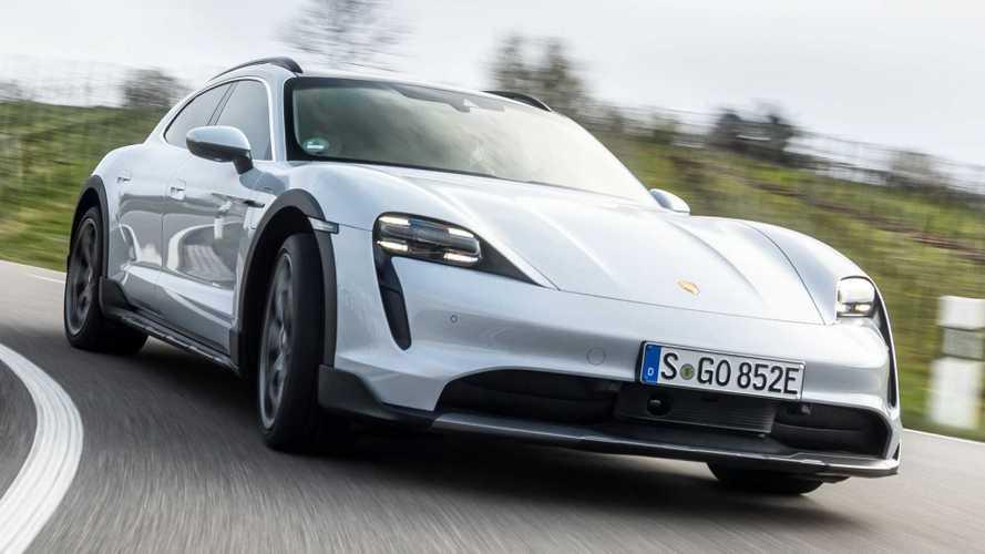 Porsche Taycan bomba nas vendas e bate meta de 2021 em 6 meses