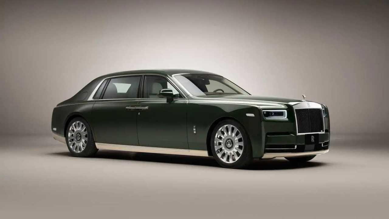 Rolls-Royce Phantom Oribe, un one-off muy especial