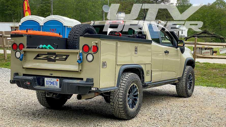 Chevrolet Silverado 2022 - Flagra