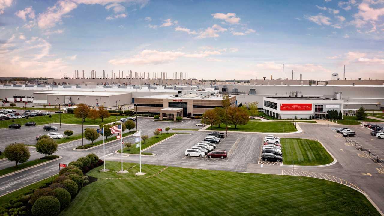 Toyota Indiana factory