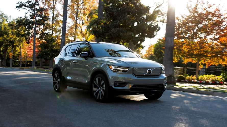 US: Every Fifth New Volvo Was A Plug-In In May 2021