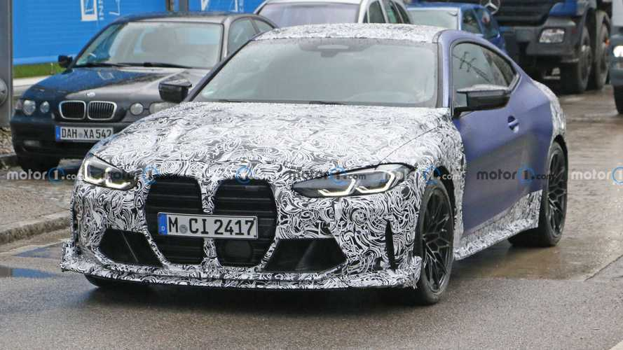 New BMW M4 CSL Rumored To Get 540 HP, Enter Production Next Year