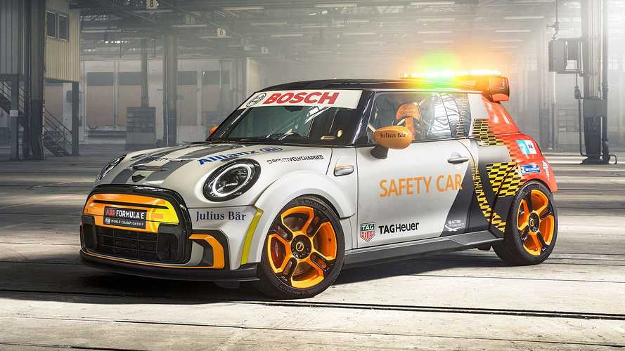 MINI Electric Pacesetter by JCW