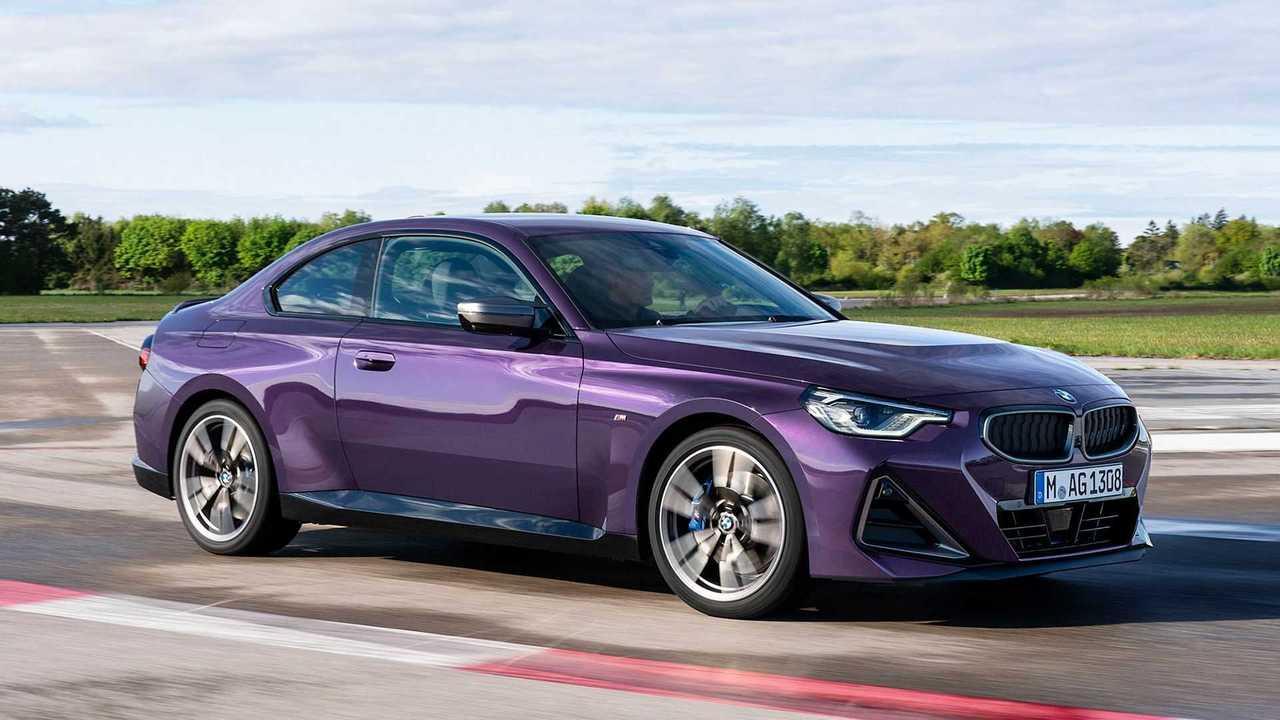 Купе BMW 2-й серии впервые сменило поколение