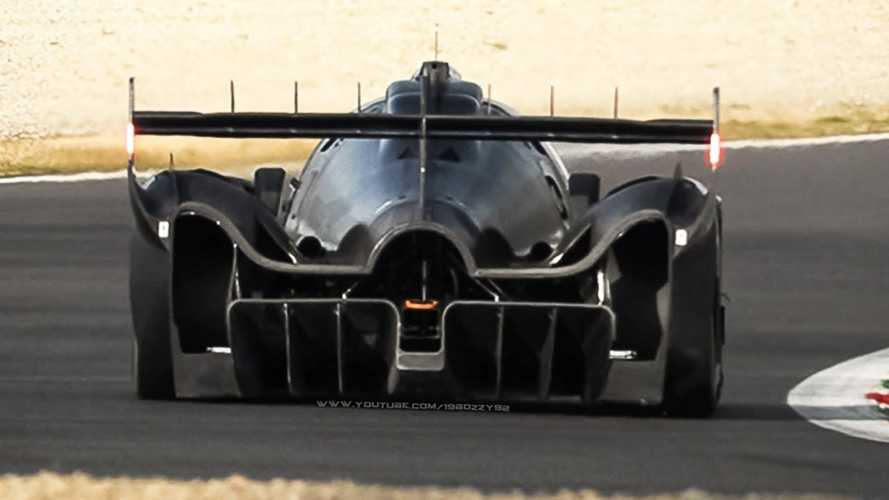 Glickenhaus Le Mans Hypercar Caught Testing At Monza