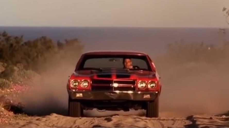 Vin Diesel'in Charger'dan sonraki favori film aracı bakın neymiş?