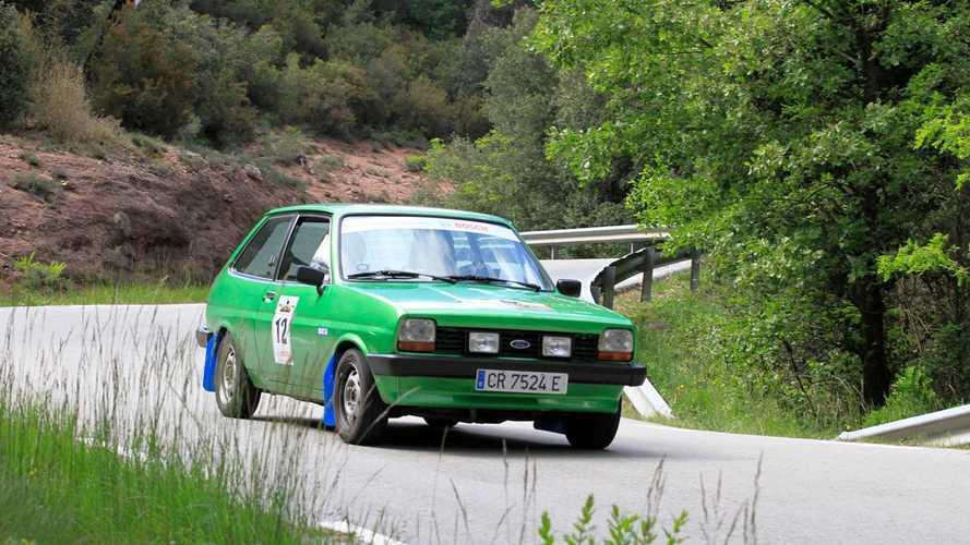 Todo listo para el Spain Classic Rally