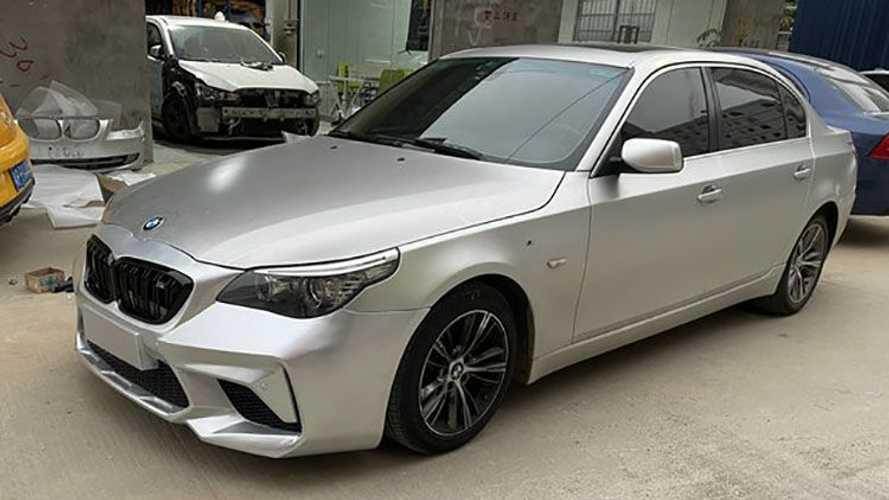 BMW'nin yeni tasarım dilini, eski modelleriniz ile buluşturabilirsiniz