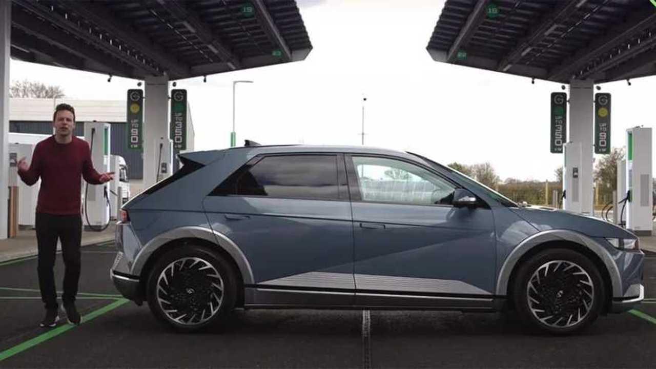 Ioniq 5 Top Gear