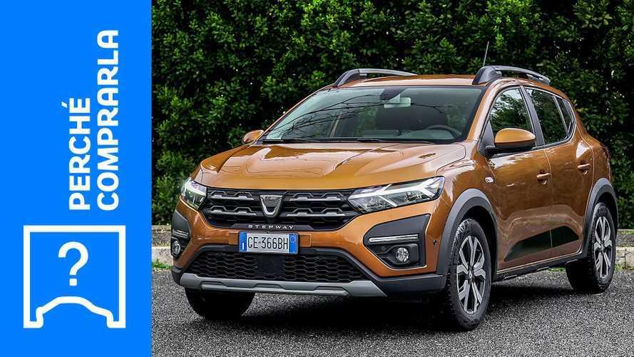 Dacia Sandero Stepway (2021), perché comprarla e perché no