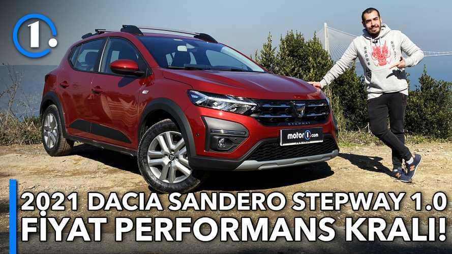 2021 Dacia Sandero Stepway 1.0 Turbo X-Tronic| Neden Almalı?