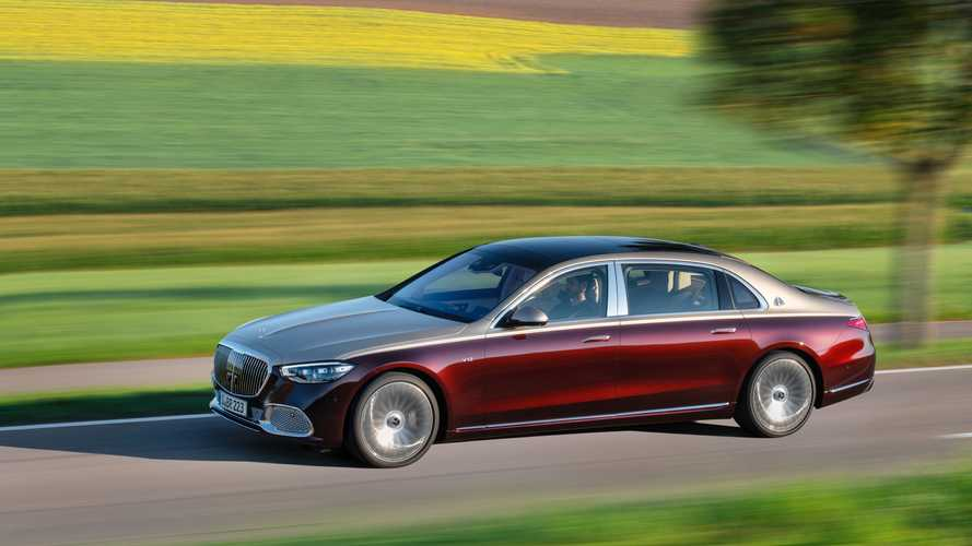 Mercedes-Maybach S 680 2021