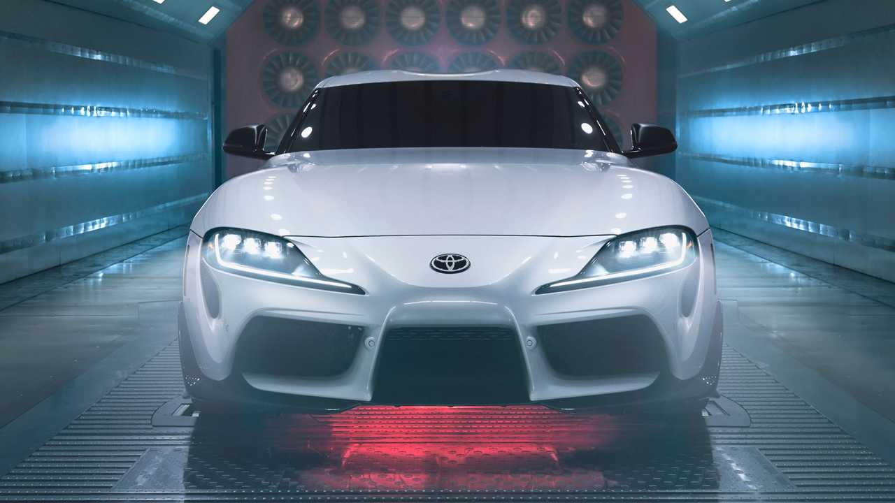 2022 Toyota Supra A91 CF Edition Front View