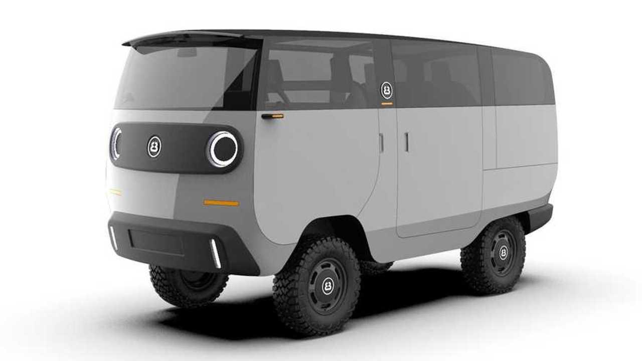 Der eBussy ist ein sehr variabler Elektro-Kleinbus