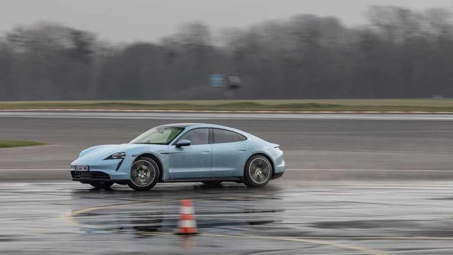 """Essai Porsche Taycan """"Propulsion"""""""