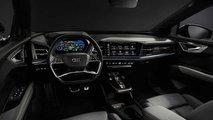 Audi Q4 e-tron (2021): Konventionelles Cockpit statt VW-IDeen