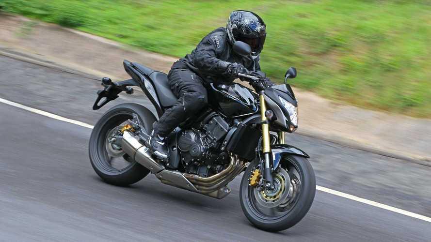 Honda CB 600F Hornet foi a moto mais procurada de 2020 em classificados