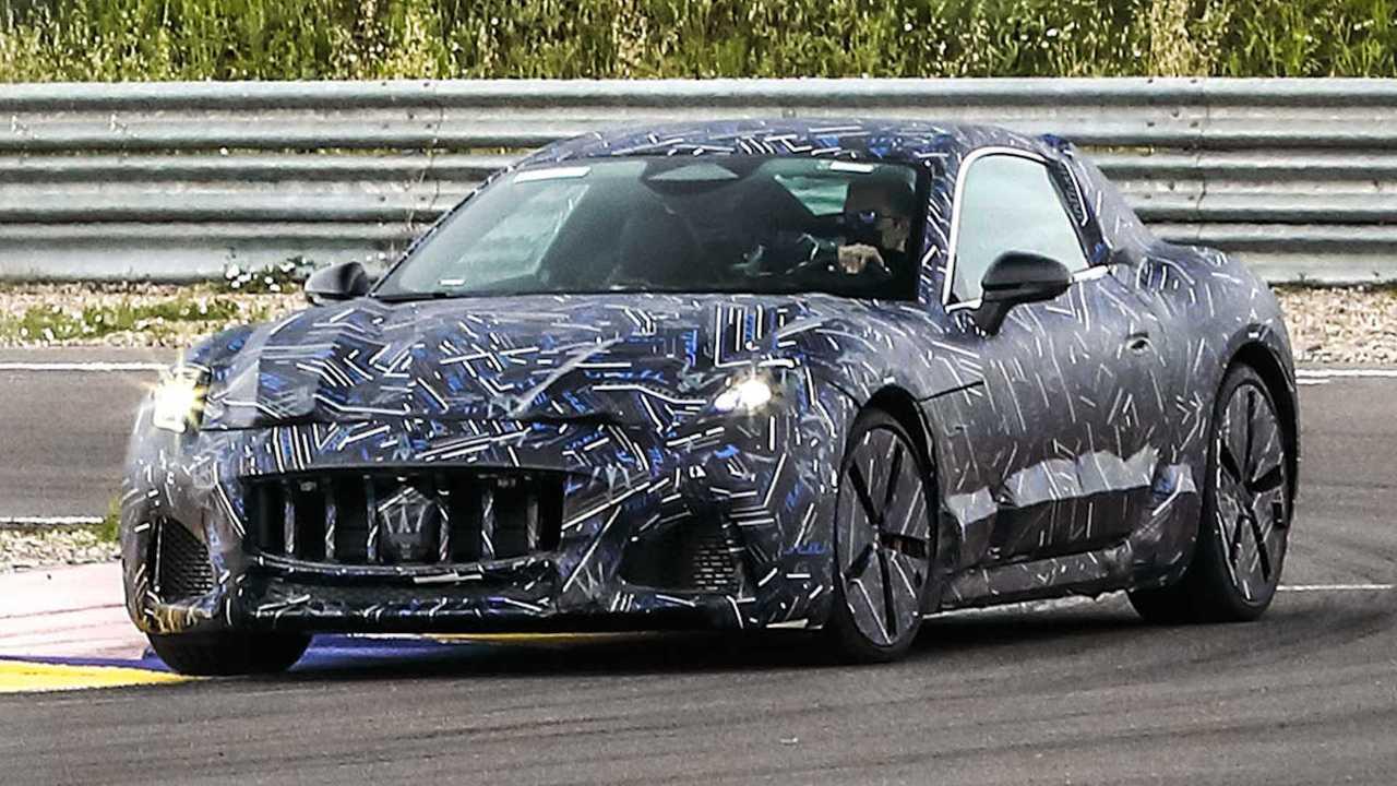 Prototipo del futuro Maserati GranTurismo 2022