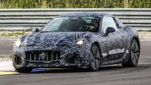 Maserati veröffentlicht ersten Teaser zu neuem GranTurismo (2022)
