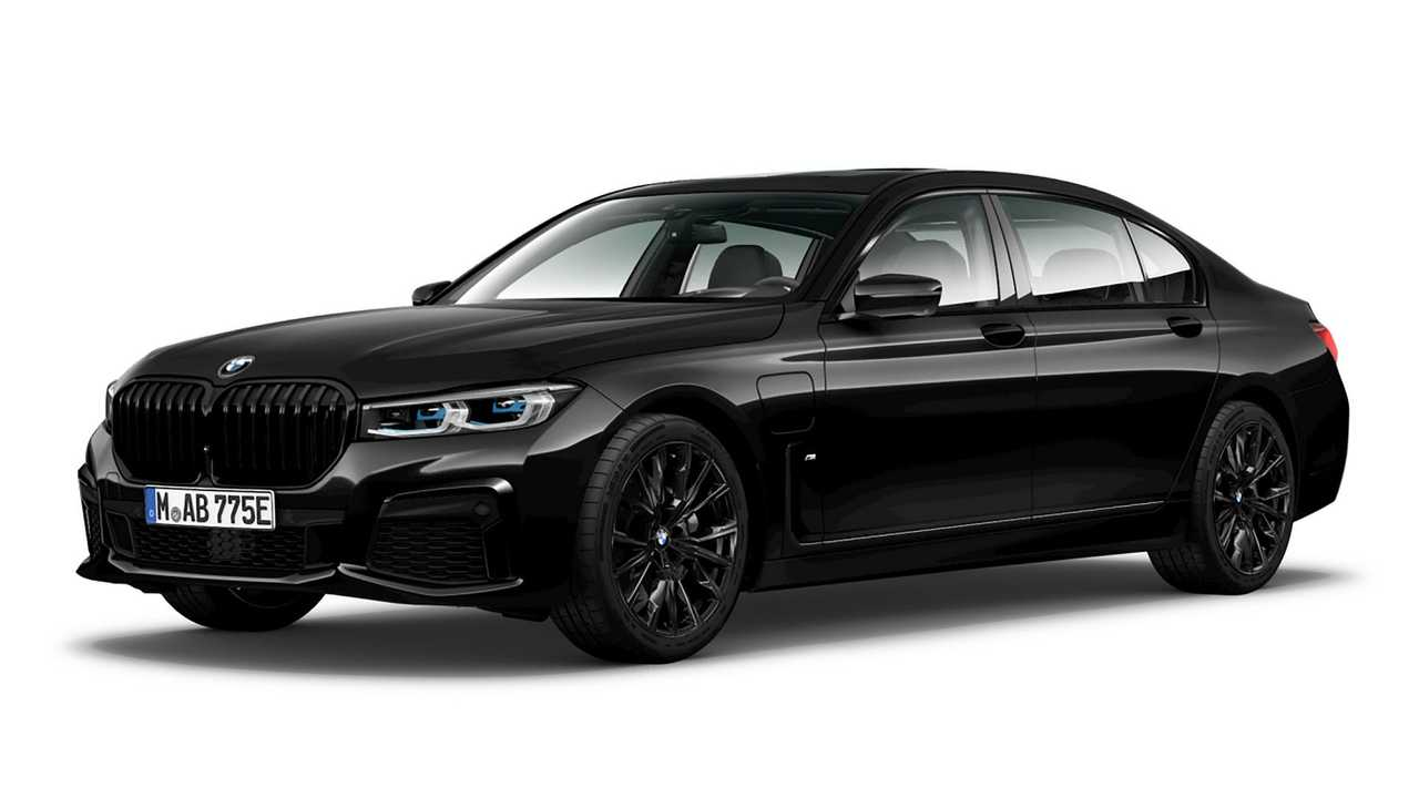 BMW 745Le M Sport Dark Edition